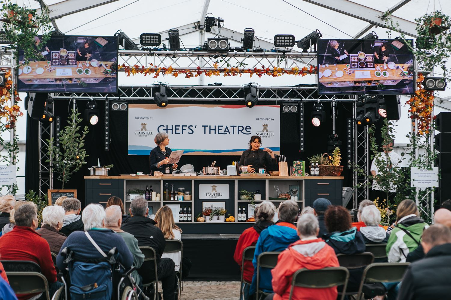 Read more about the article Full chefs line-up announced for Truro Food Festival 2021